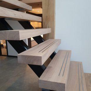 Moderne traptreden