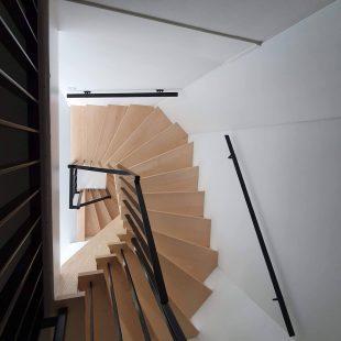 Moderne trap op maat