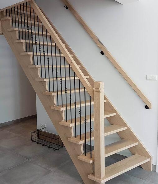 Scheluw trappen