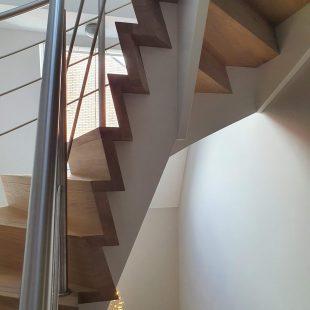 Eikenhouten z trap