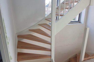 Onderkwart trap op maat
