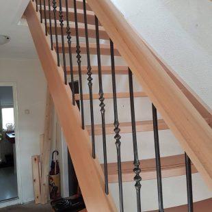 Beuken trap op maat
