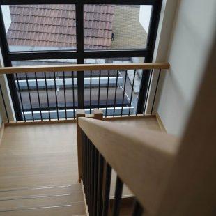 leuning van trap